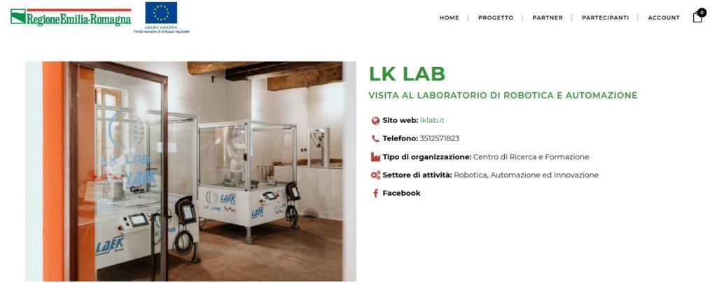 LK LAB - Emilia-Romagna Open